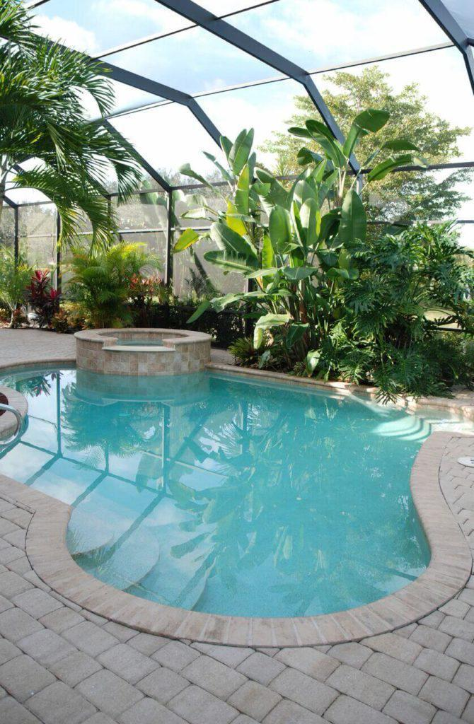 40 Incredible Small Indoor Pool Design Ideas For Cozy Summer At Your Home - Page 40 of 41 - LoveIn Home