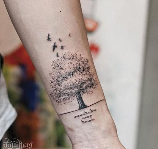 35+ Exquisite Tattoos on The Tree of Life Exquisite tree tattoos