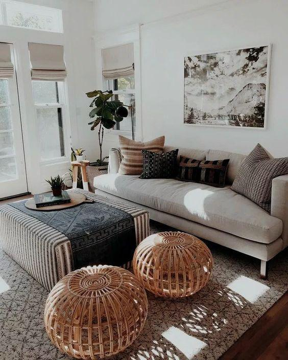 33 Modern Minimalist Living Room Ideas to Decor a Cozy Home! - Page 7 of 7 - Vivelavi Blog