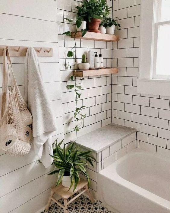 35 Brilliant Inspirational Decor Ideas for Your Small Bathroom - Page 4 of 7 - Vivelavi Blog