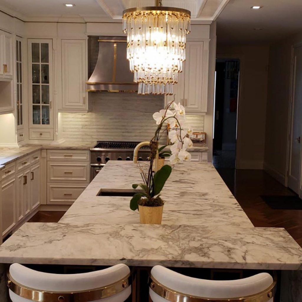 35 Modern and Luxurious Kitchen Design Ideas for Your Dreamy House! - Page 5 of 7 - Vivelavi Blog