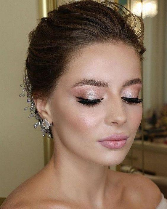 32 Gorgeous Rose Gold Makeup Ideas That Make You Glow! - Page 15 of 32 - GetbestIdea