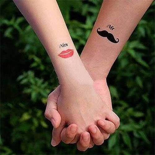 20 style couple tattoos - Page 8 of 20 - lovemxy