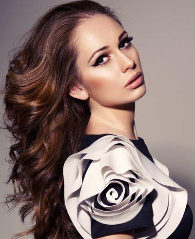 Various hair color trends popular in 2019 modelling,design,Trends,Hair color