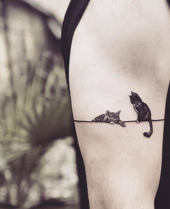 35 Best cat tattoo designs for men and women cat tattoo,tattoo design,tattoo ideas.
