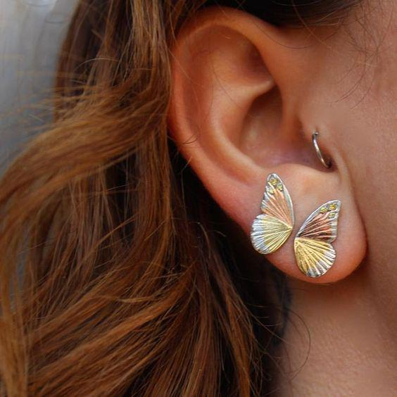 60 chic earrings design ideas will make you charming - Page 39 of 57 - SooPush