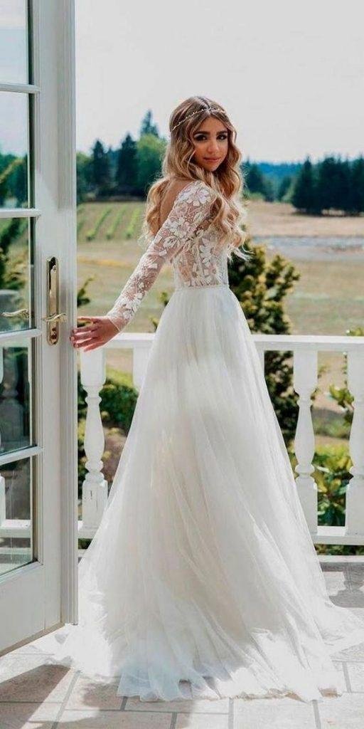 33 The Most Flattering Spring 2019 Wedding Dresses - Page 4 of 33 - Veguci