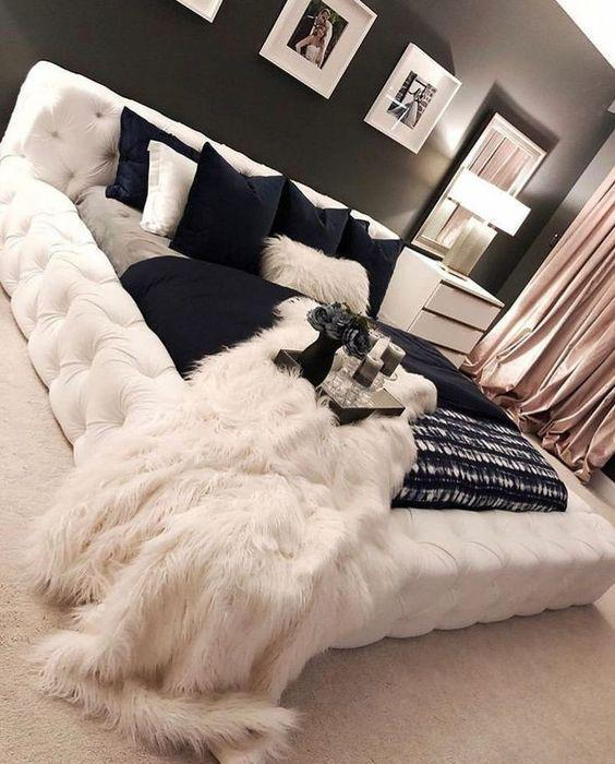 34 Wonderful Decoration Ideas to Create Your Own Cozy Bedroom! - Page 6 of 7 - Vivelavi Blog