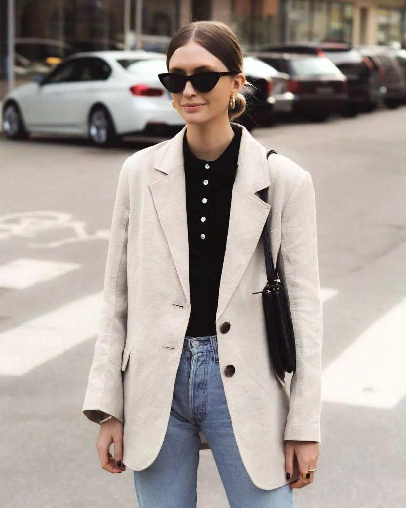 The most popular fashion blazer this winter - zxmiss