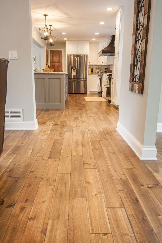 32 Different Styles of Wood Floor to Decorate Your Room - Page 3 of 7 - Vivelavi Blog