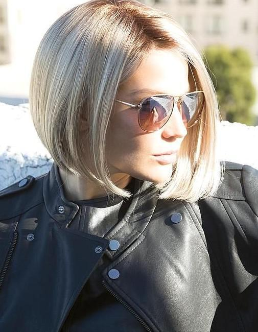 42 Short Hair Gives You A New Impression hair style, short hair style, hair braid