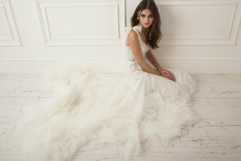 33 The Most Flattering Spring 2019 Wedding Dresses - Page 31 of 33 - Veguci