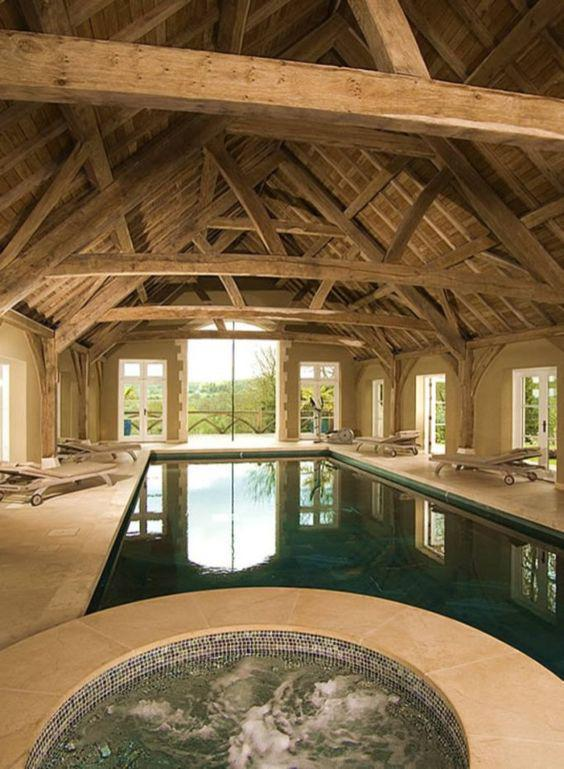 40 Incredible Small Indoor Pool Design Ideas For Cozy Summer At Your Home - Page 16 of 41 - LoveIn Home