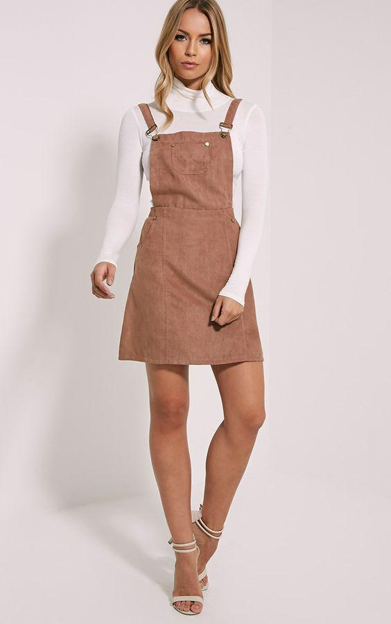 32 Cool Short Slip Skirt Collocations For Chic Girls! - Page 30 of 32 - GetbestIdea