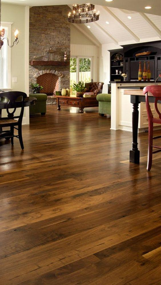 32 Different Styles of Wood Floor to Decorate Your Room - Page 7 of 7 - Vivelavi Blog
