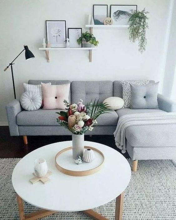 33 Modern Minimalist Living Room Ideas to Decor a Cozy Home! - Page 2 of 7 - Vivelavi Blog