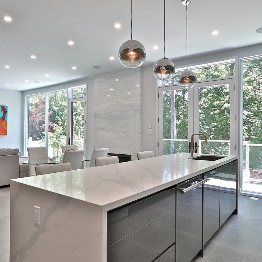 35 Modern and Luxurious Kitchen Design Ideas for Your Dreamy House! - Page 4 of 7 - Vivelavi Blog