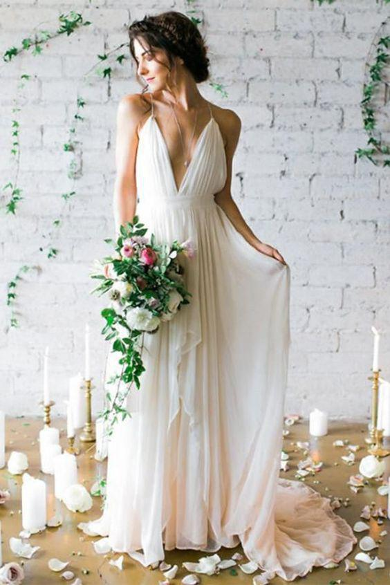 33 The Most Flattering Spring 2019 Wedding Dresses - Page 11 of 33 - Veguci