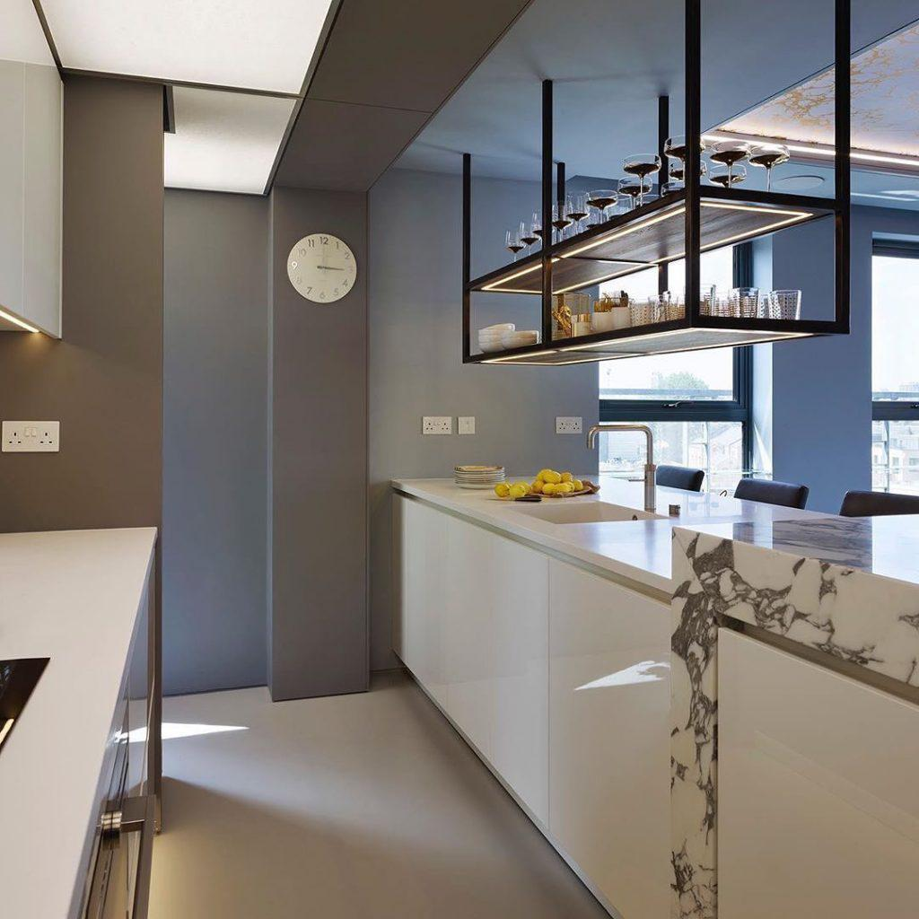 35 Modern and Luxurious Kitchen Design Ideas for Your Dreamy House! - Page 6 of 7 - Vivelavi Blog