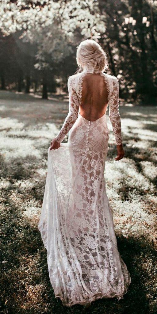 33 The Most Flattering Spring 2019 Wedding Dresses - Page 10 of 33 - Veguci