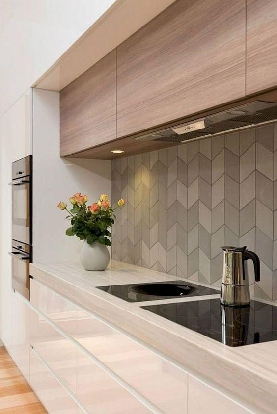 34 Modern and Simple Kitchen Design Ideas on Budget! - Page 7 of 7 - Vivelavi Blog