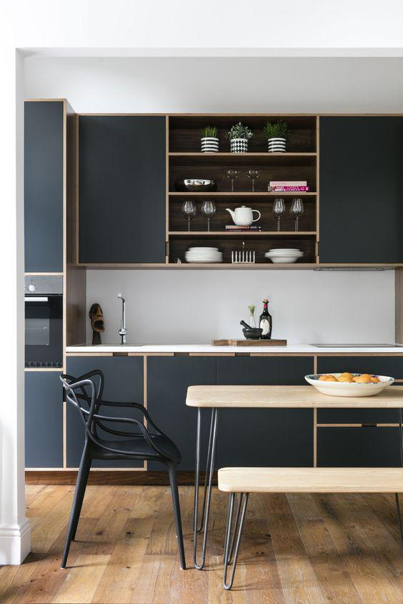 34 Modern and Simple Kitchen Design Ideas on Budget! - Page 6 of 7 - Vivelavi Blog