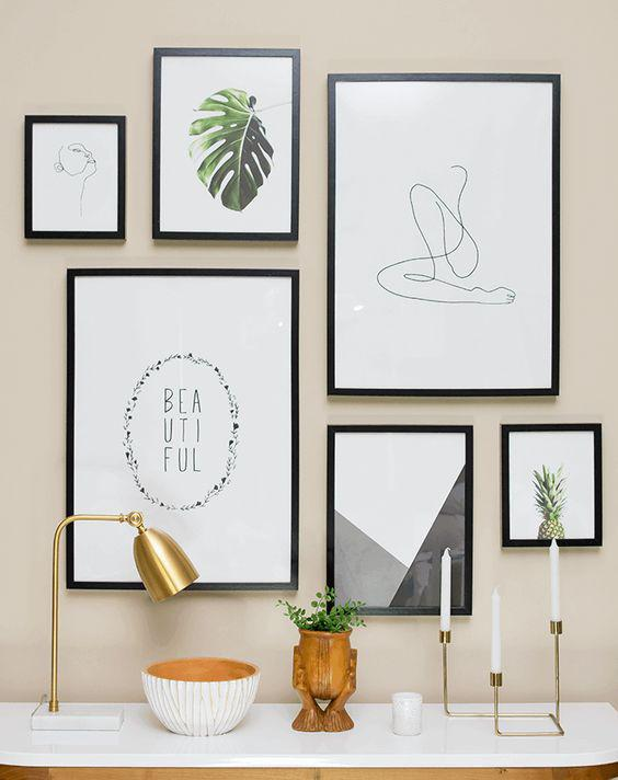 33 Creative Wall Decor Ideas to Beautify Your Room - Page 5 of 7 - Vivelavi Blog