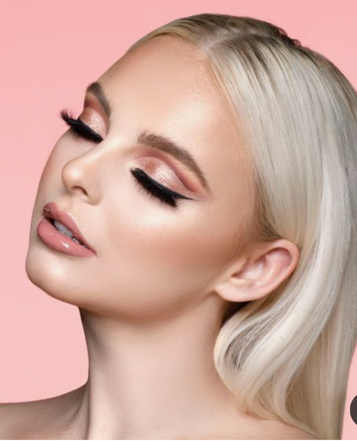 32 Gorgeous Rose Gold Makeup Ideas That Make You Glow! - Page 22 of 32 - GetbestIdea