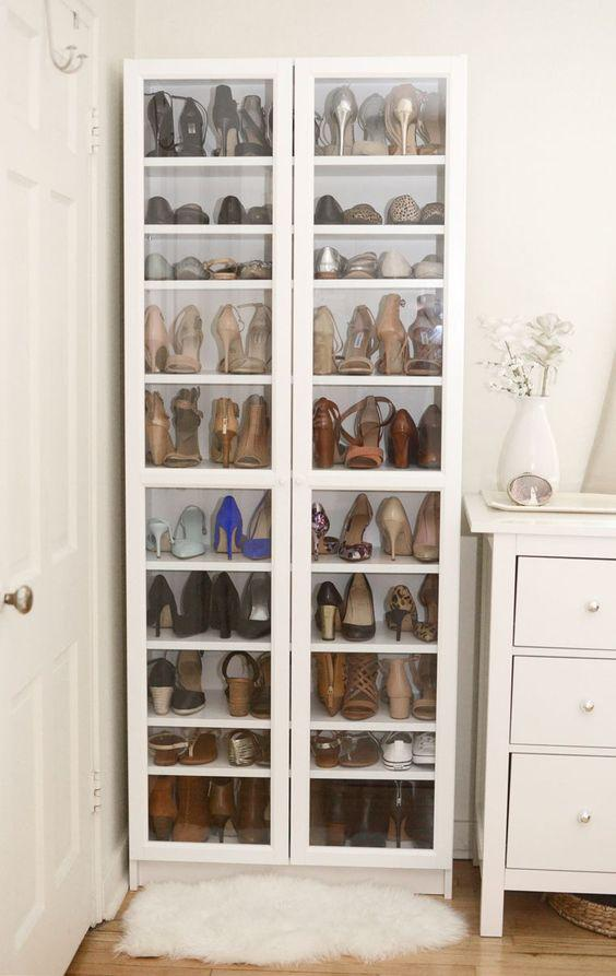 27 Shoes Storage Ideas You'll Love - Page 3 of 27 - Kornelia Beauty
