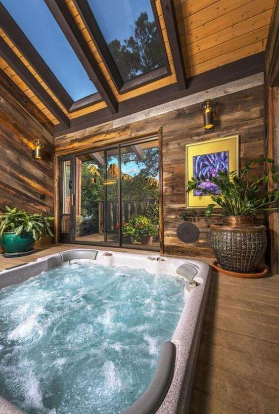 40 Incredible Small Indoor Pool Design Ideas For Cozy Summer At Your Home - Page 12 of 41 - LoveIn Home