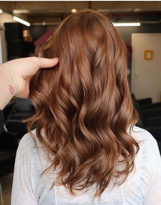 40+ HOT BROWN HAIR COLOR IDEAS 2019 - Page 9 of 45 - Veguci