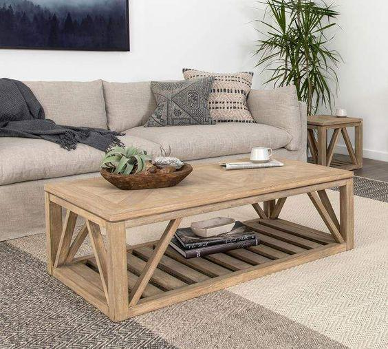 43 Wooden Tables Bring The Natural Touch Inside