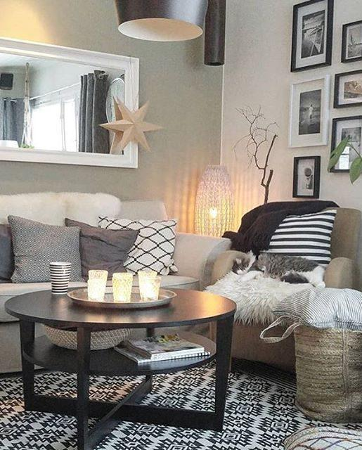 40 Very Cozy Small Modern Living Room Decor Ideas on a Budget - Page 4 of 8 - Vivelavi Blog