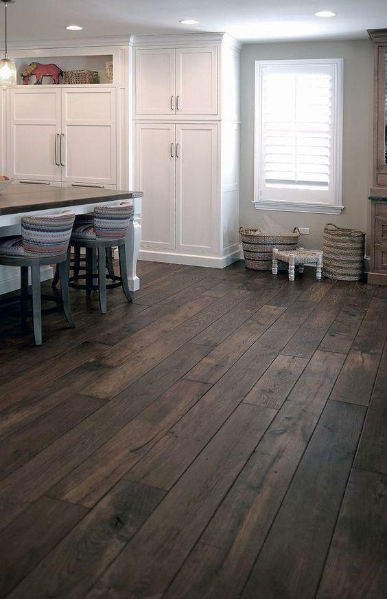 32 Different Styles of Wood Floor to Decorate Your Room - Page 4 of 7 - Vivelavi Blog