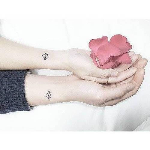 20 style couple tattoos - Page 15 of 20 - lovemxy