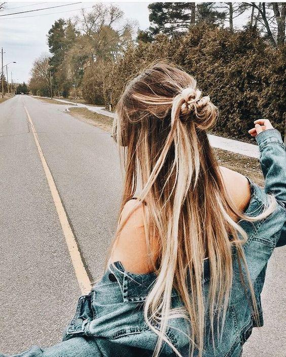 35 Natual Messy Hairstyle Ideas To Release Your Hands! - Page 32 of 35 - GetbestIdea