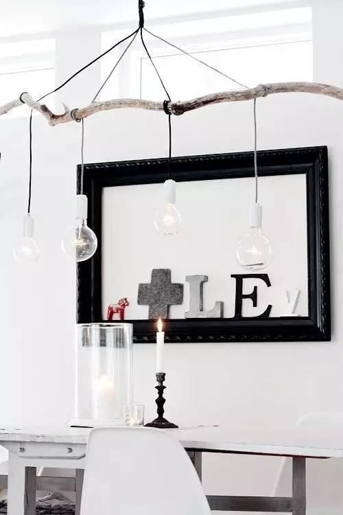 Decorate With Only A Few Branches - HomeLoveIn