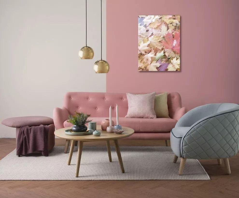 Pink Living Room Design - Page 15 of 21 - LoveIn Home