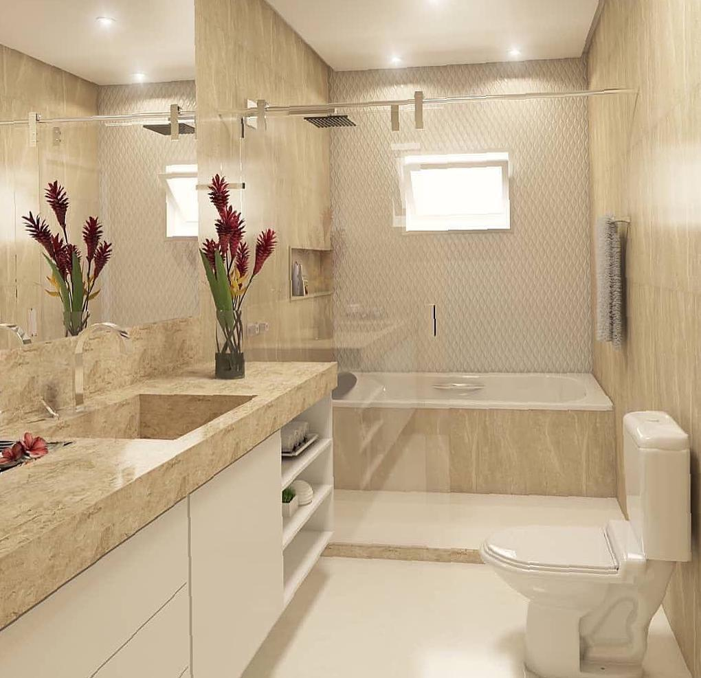 Beautiful Bathroom Decorations that Let Your Home Become More Warm and Comfortable! - Page 7 of 19 - Guide19 Blog