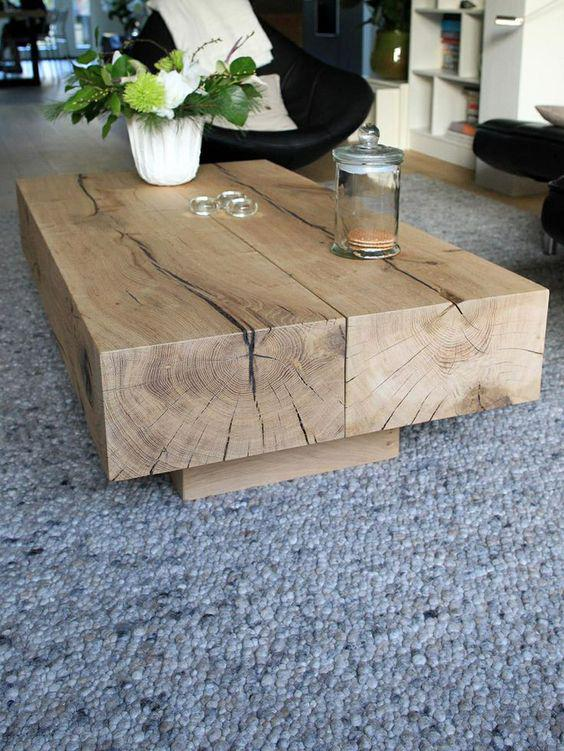 43 Wooden Tables Bring The Natural Touch Inside - Page 24 of 43 - LoveIn Home