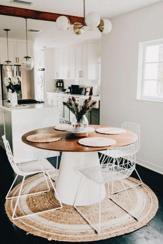 40+ Stunning Small Dining Room Table Furniture Ideas - Page 6 of 45 - VimTopic