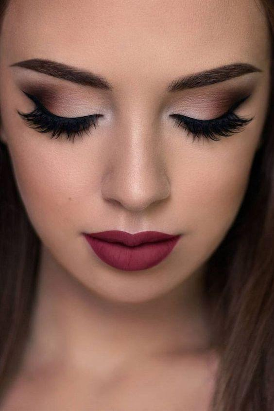 34 EXQUISITE MAKEUP LOOKS MAKE YOU MORE ATTRACTIVE IN PROM AND PARTIES - Page 32 of 34 - yeslip