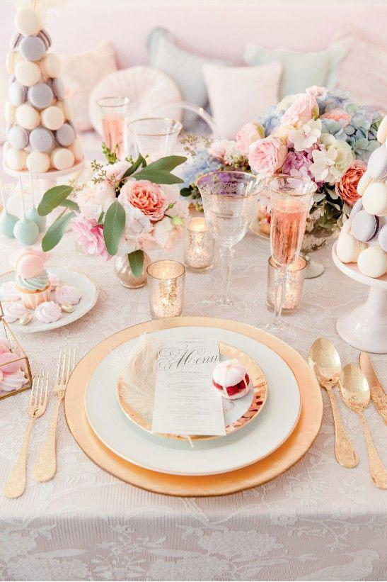 40 SIMPLE ROMANTIC TABLE DECORATIONS FOR RURAL OUTDOOR WEDDINGS - Page 6 of 40 - yeslip