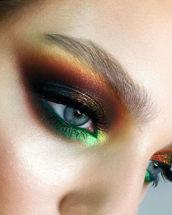 34 LIFE-CHANGING EYE MAKEUP TIPS - yeslip