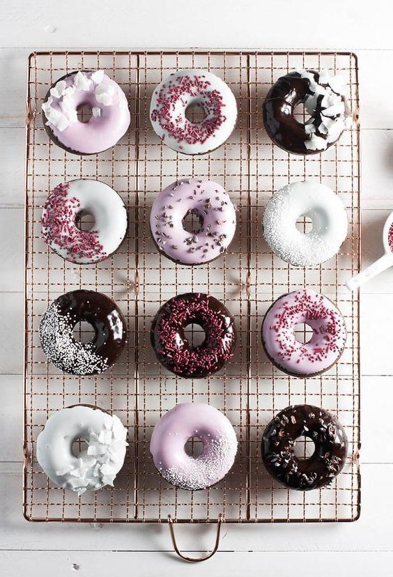 Classic Dessert - Cute and Delicious Donuts - Lilidiy