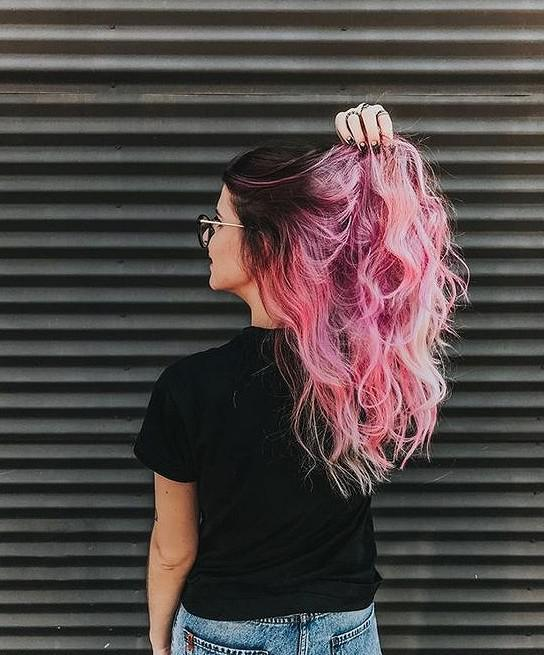 35 Lovely Pink Hair Colors To Inspire Your Next Dye Job - SooShell