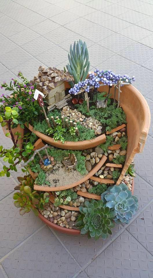 62 DIY Miniature Fairy Garden Ideas to Bring Magic Into Your Home - Page 43 of 62 - SooPush