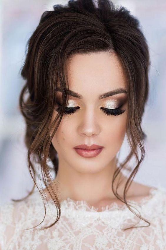 34 EXQUISITE MAKEUP LOOKS MAKE YOU MORE ATTRACTIVE IN PROM AND PARTIES - Page 26 of 34 - yeslip