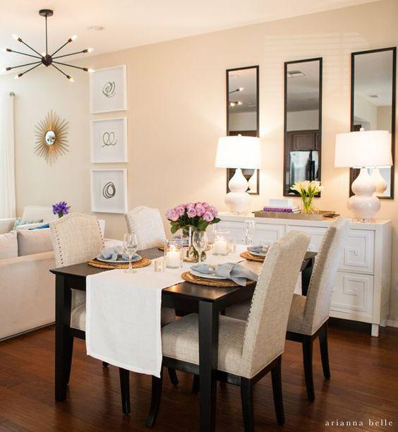 40+ Stunning Small Dining Room Table Furniture Ideas - Page 7 of 45 - VimTopic