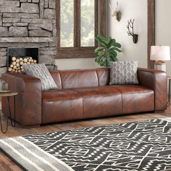 LEATHER SOFA THAT IS DURABLE, HYPOALLERGENIC, AND EASY-TO-CLEAN - Page 40 of 59 - Breyi
